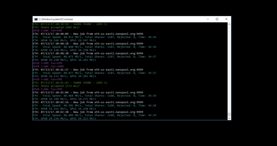 How to build, configure, and mine on Grin's testnet on Linux